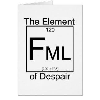 Element FML Card