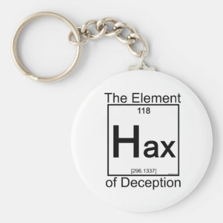 Element HAX Keychain