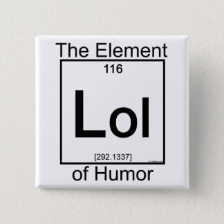Element LOL Pinback Button