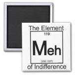 Element MEH 2 Inch Square Magnet