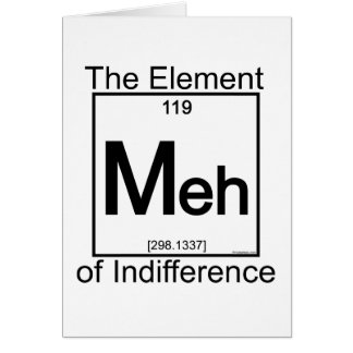 Element MEH Card