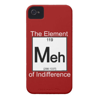 Element MEH iPhone 4 Cover