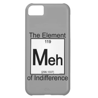 Element MEH Case For iPhone 5C