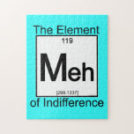 Element MEH Jigsaw Puzzle