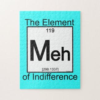 Element MEH Puzzle