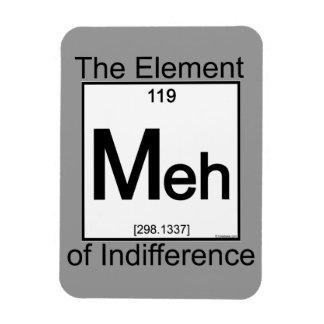 Element MEH Rectangular Photo Magnet