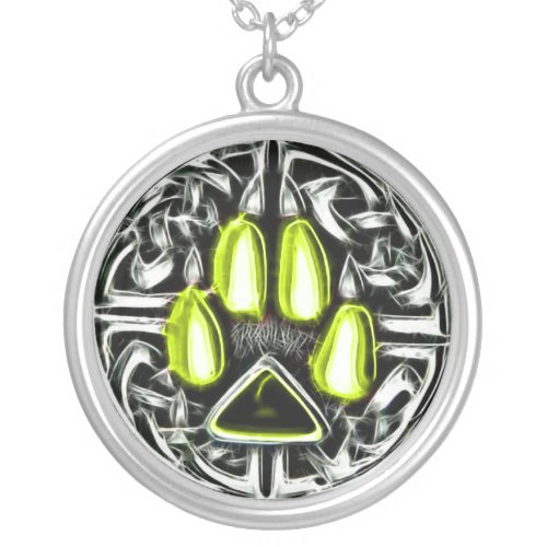 Element of Air Werewolf Protection Amulet