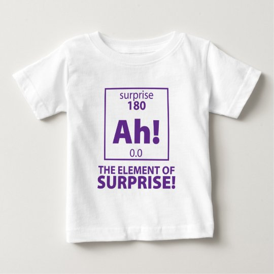 Element of Surprise Baby T-Shirt
