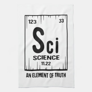 Element of Truth Towel