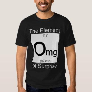 Element OMG Dark Shirts