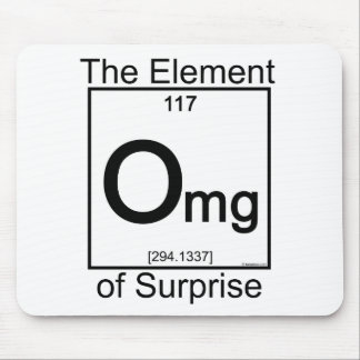 Element OMG Mouse Pad