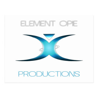 Element Opie Branded Gear Postcard