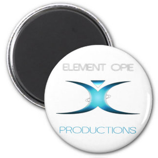 Element Opie Logo 2 Inch Round Magnet
