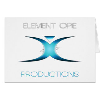 Element Opie Logo Card