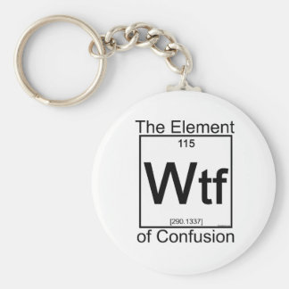 Element WTF Key Chain