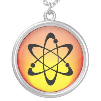 Elemental - átomo colgante redondo