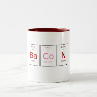 Elemental Bacon mug