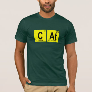 Elemental Cat T-Shirt