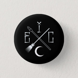 Elemental Inkcraft Badge Pinback Button