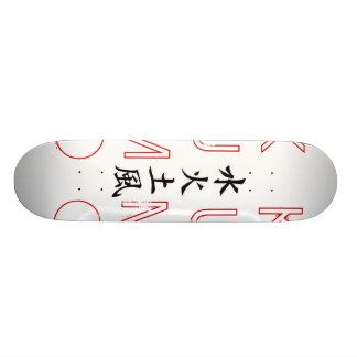 """""""Elemental Kanji"""" Board"""