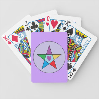 Elemental Love Playing Cards