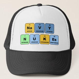 Elemental Navy Nukes Trucker Hat
