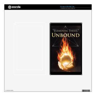 Elemental Thesis Unbound Kindle Skin
