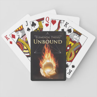 Elemental Thesis Unbound playing cards