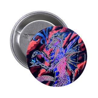 Elemental X Pinback Button