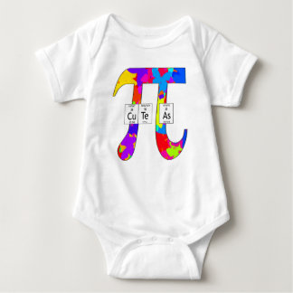 Elementally Cute as Pi (butterfly) T Shirt