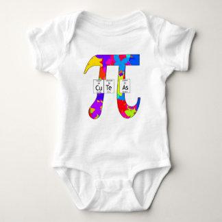 Elementally Cute as Pi (butterfly) Tshirts