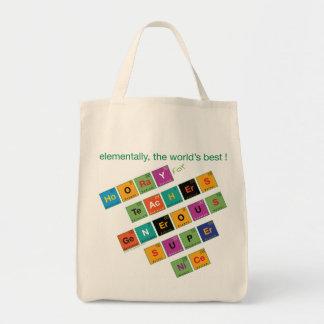 Elementally Tote Bag