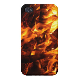 Elementals — Fire iPhone 4 Covers
