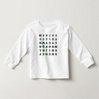Elementary Cheat Sheet Toddler T-shirt