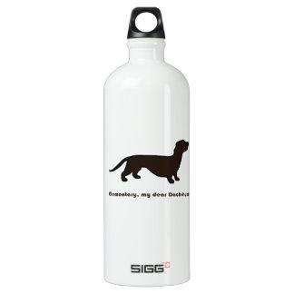 Elementary, my dear Dachshund SIGG Traveler 1.0L Water Bottle