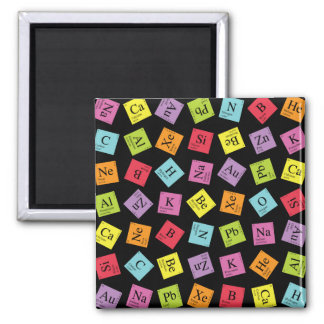 Elementary Periodic (Dark) Magnet