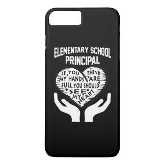 Elementary Principal iPhone 7 Plus Case