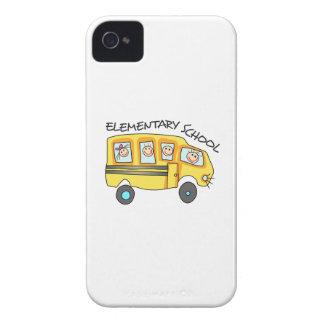 ELEMENTARY SCHOOL iPhone 4 CASE