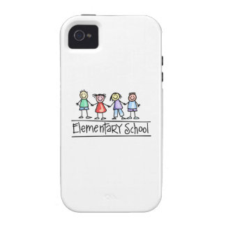 Elementary School Vibe iPhone 4 Covers