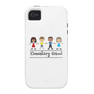 ELEMENTARY SCHOOL Case-Mate iPhone 4 CASE