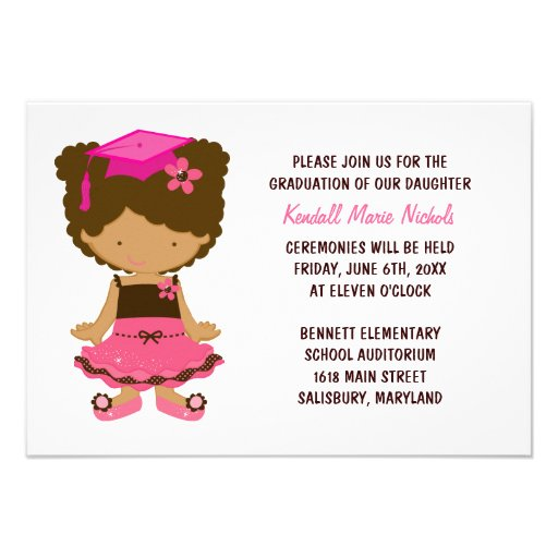 8Th Grade Promotion Invitations was best invitation design