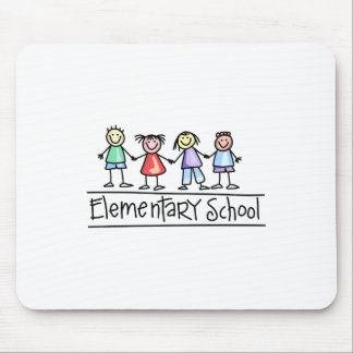 Elementary School Mouse Pad