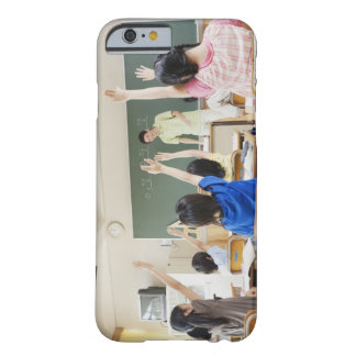 Elementary school students at school 2 barely there iPhone 6 case