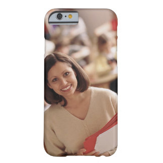Elementary school teacher barely there iPhone 6 case