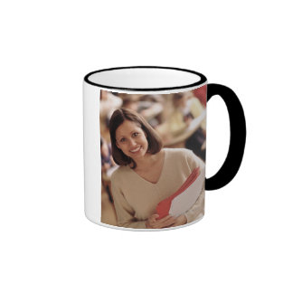Elementary school teacher ringer coffee mug