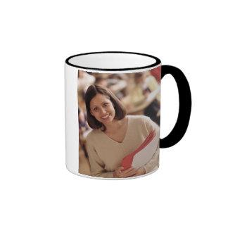 Elementary school teacher ringer mug
