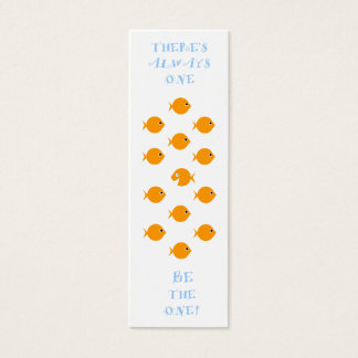 Elementary Student Awards Bookmarks Mini Business Card