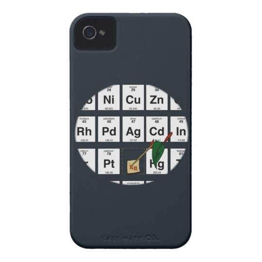 Elementary Thievery iPhone 4 Case
