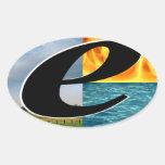 elementlogo3.png calcomanía de ovaladas