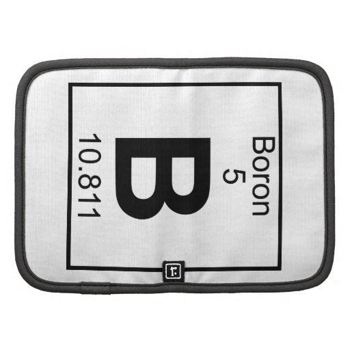Elemento 005 - B - Boro (lleno)